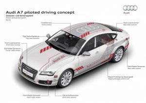 Audi A7 piloted driving concept (2)