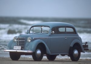 The beginning: 107,000 Kadett 1 were produced in the Rüsselsheim plant from 1936 to 1940.